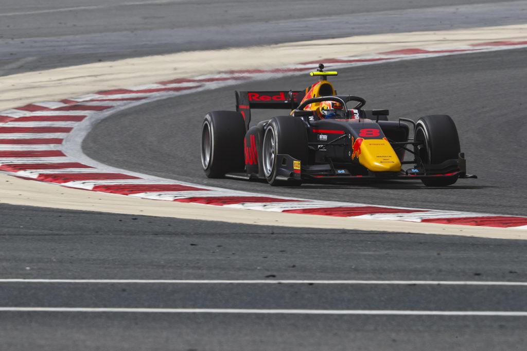 FIA F2 | Test Sakhir, Sessione 5: Daruvala ancora il più veloce