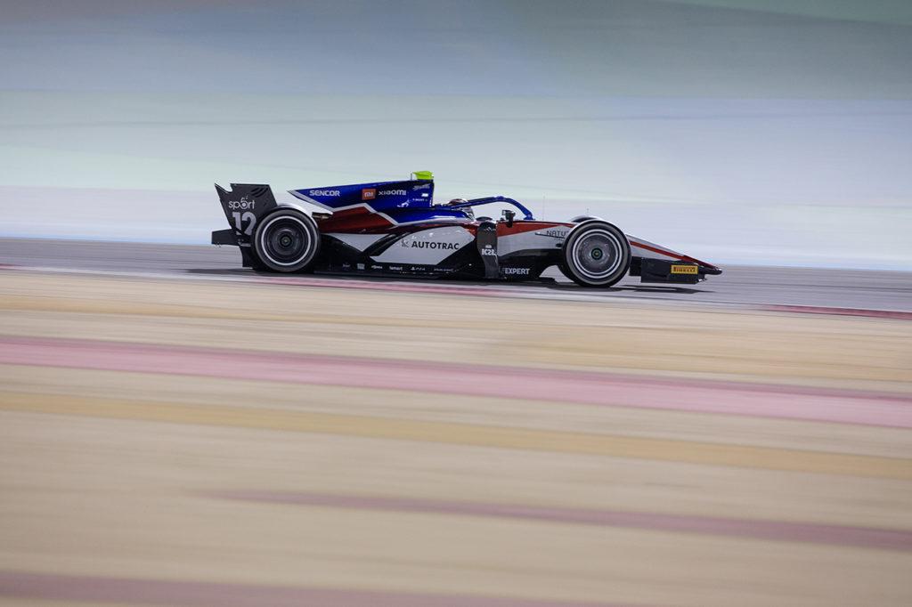 FIA F2 | Test Sakhir, Giorno 1: Charouz ancora al comando con Piquet