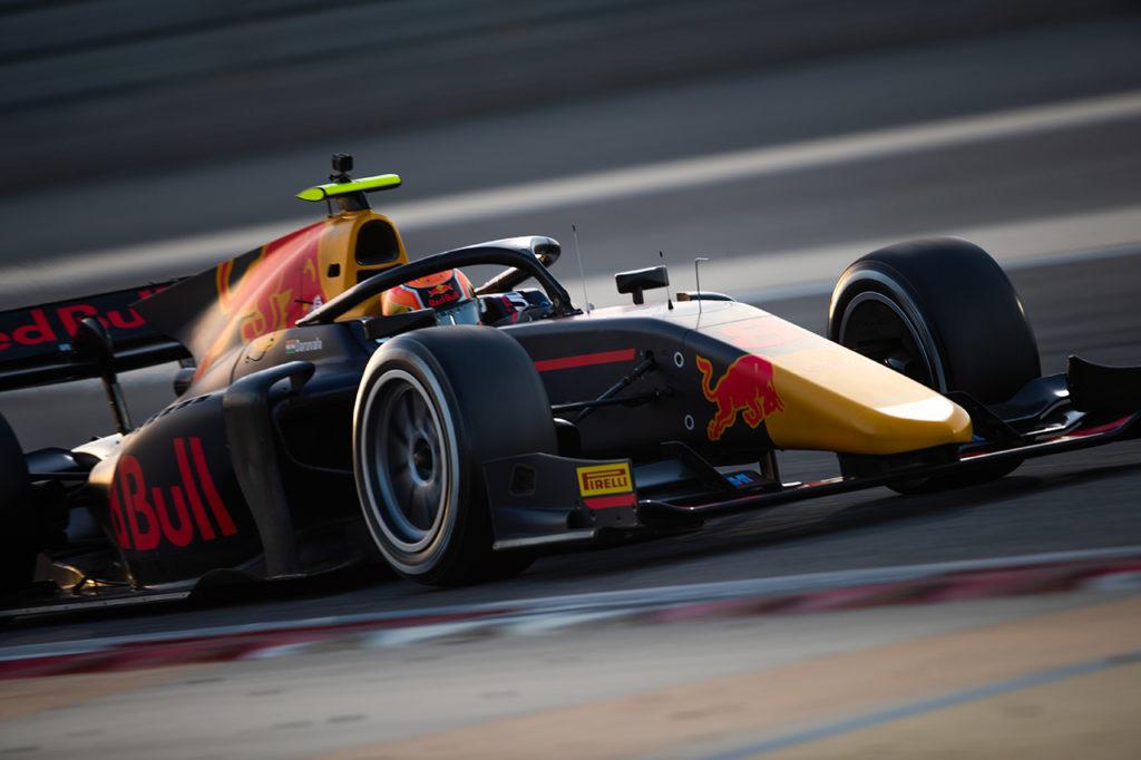 FIA F2 | Test Sakhir, Sessione 4: il rookie Daruvala cala l'asso