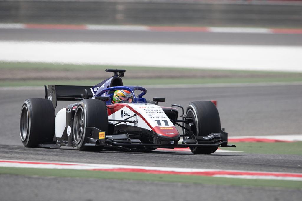 FIA F2 | Test Sakhir, Giorno 1: Deletraz e Charouz comandano al mattino