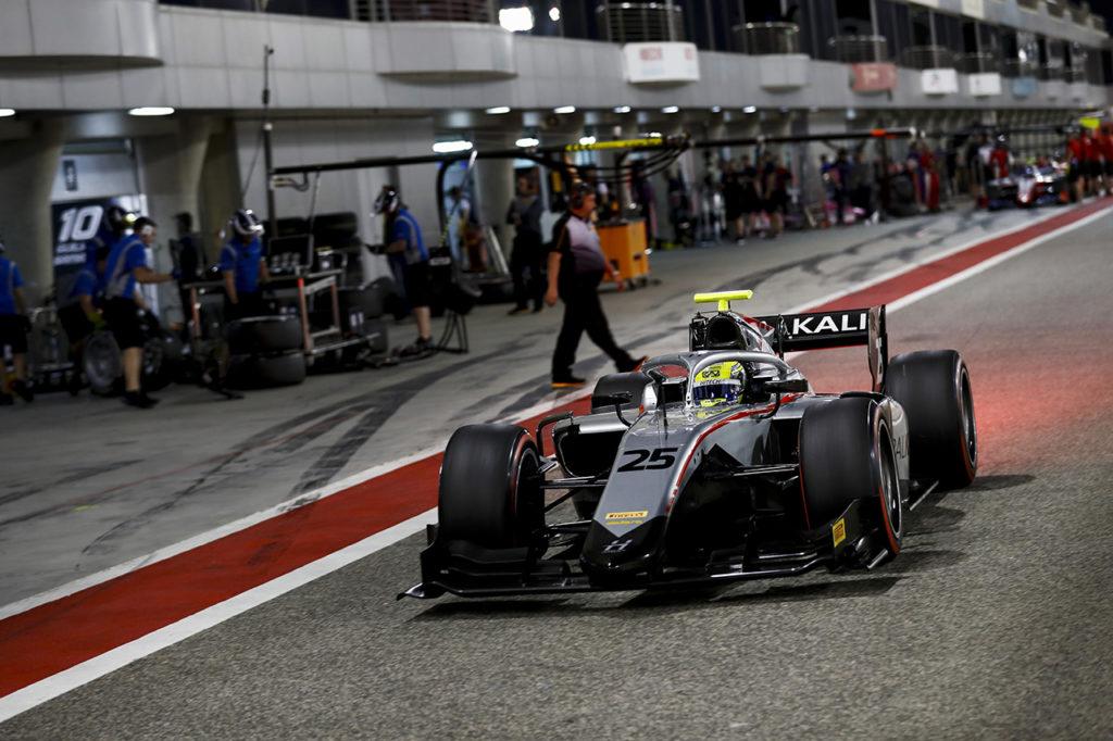 FIA F2 | Test Sakhir, Sessione 6: Ghiotto chiude la tre giorni al comando