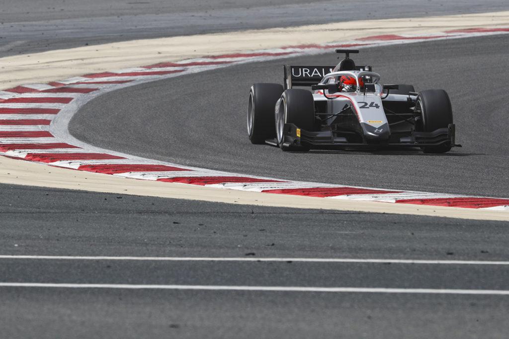 FIA F2 | Test Sakhir, Sessione 3: doppietta Hitech GP con Mazepin e Ghiotto