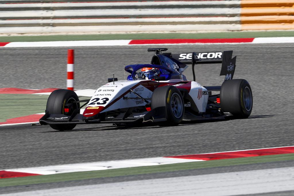 FIA F3 | Test Sakhir, Sessione 5: Kari in vetta, 25 piloti in un secondo!