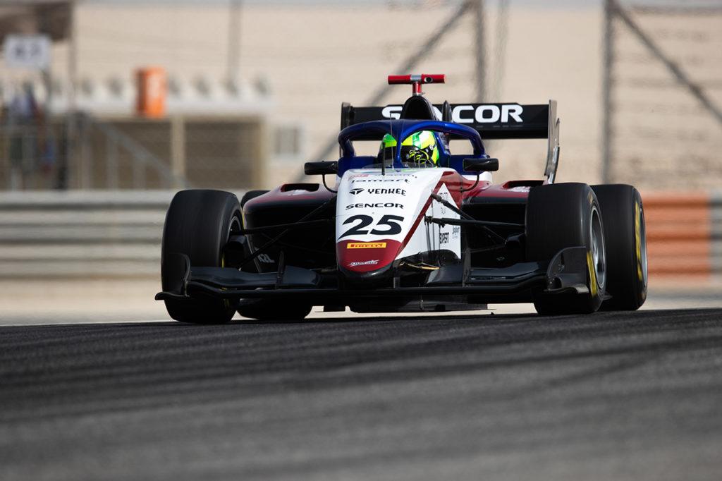 FIA F3 | Test Sakhir, Sessione 3: Schumacher il più veloce della mattina