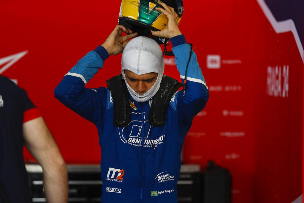 FIA F3 | Fraga entra nella Red Bull Junior Academy nella stagione 2020