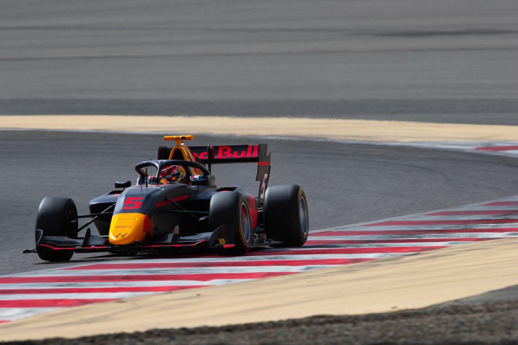 FIA F3 | Test Sakhir, Sessione 4: Lawson chiude il pomeriggio al comando