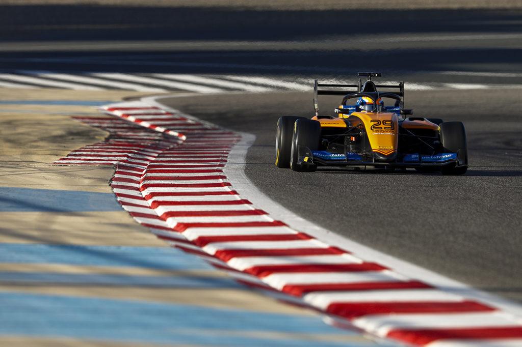 FIA F3 | Test Sakhir, Sessione 6: Peroni chiude il terzo giorno con record