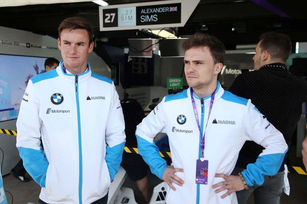Formula E | Auer e Kirkwood positivi con BMW nei Rookie Test in Marocco