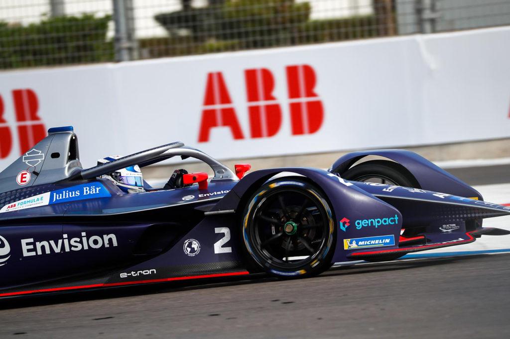 Formula E | Rookie Test a Marrakech: record della pista per Cassidy con Virgin
