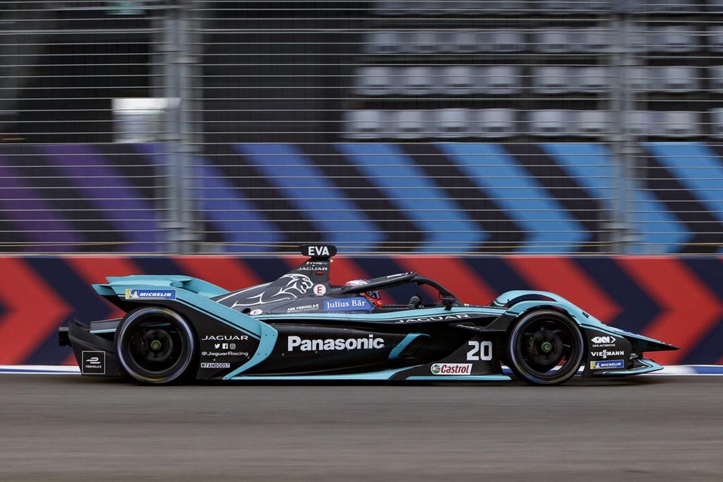 Formula E | Incredibile rimonta dal fondo per Evans e Jaguar a Marrakech!