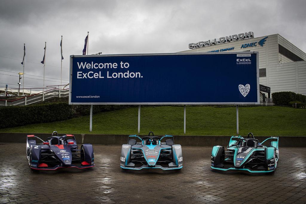 Formula E | Il London ExCeL Centre trasformato in un ospedale temporaneo