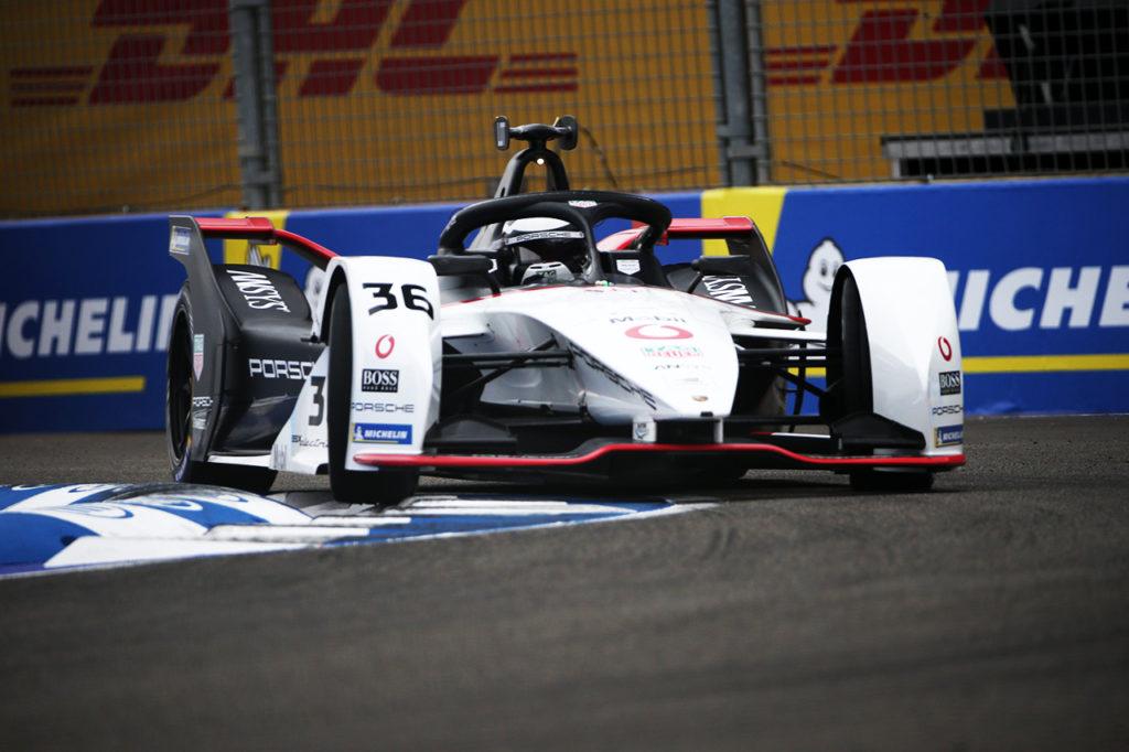 Formula E | Importanti punti per Lotterer e Porsche a Marrakech