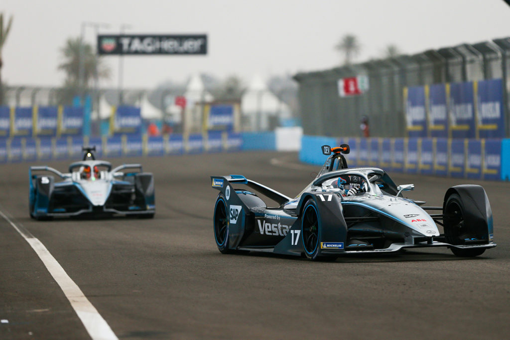 Formula E | Mercedes di nuovo fuori dalla zona punti a Marrakech