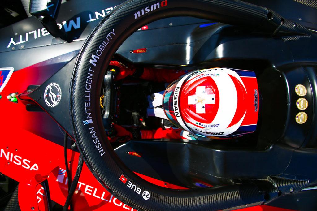 Formula E | La crescita di Nissan e.dams a Marrakech: Buemi 4°, Rowland 9°