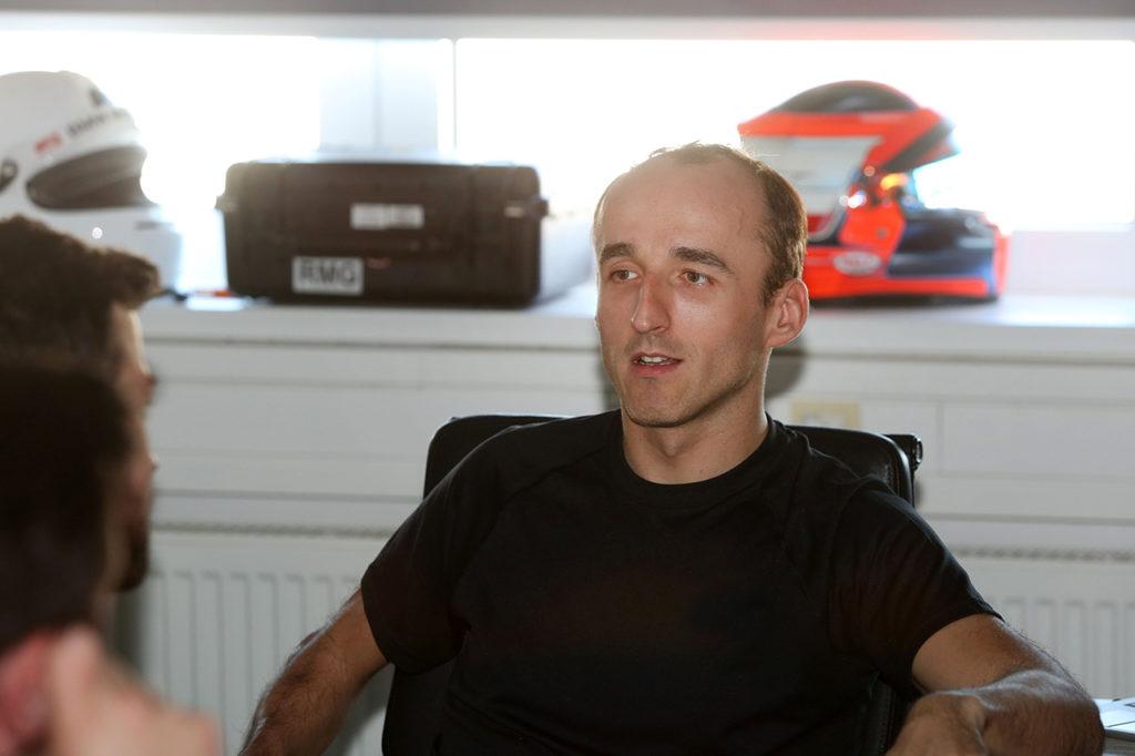 Formula E | Test segreto per Kubica con le monoposto elettriche