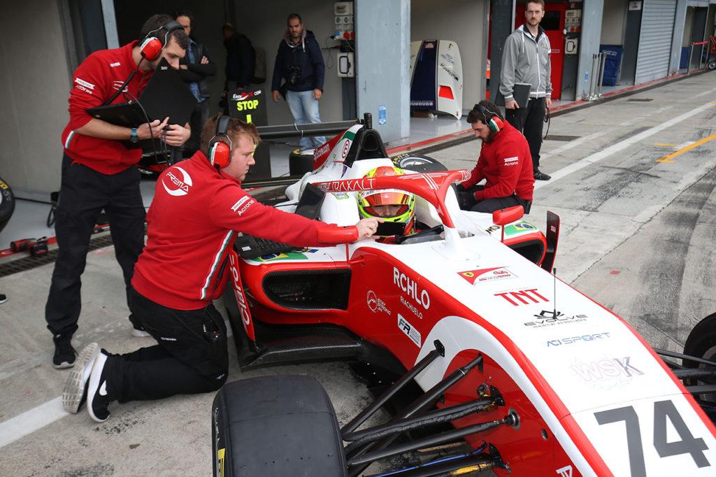 Formula Regional | In palio un test su una F3 con gli osservatori della Ferrari Driver Academy