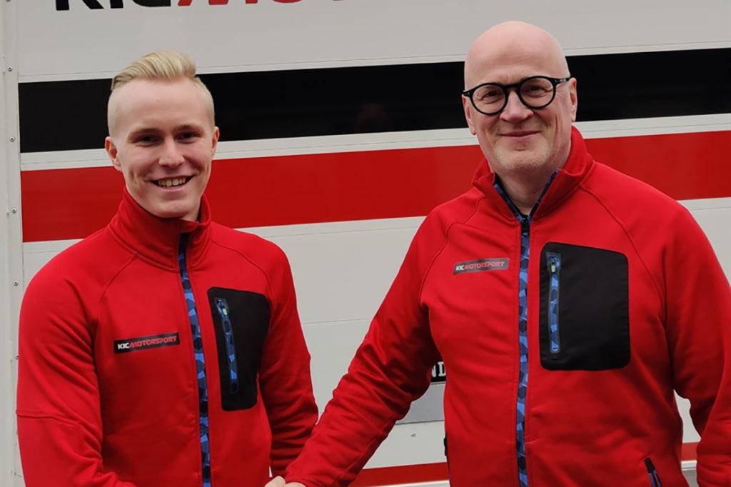 Formula Regional | Pasma firma con KIC Motorsport per la stagione 2020