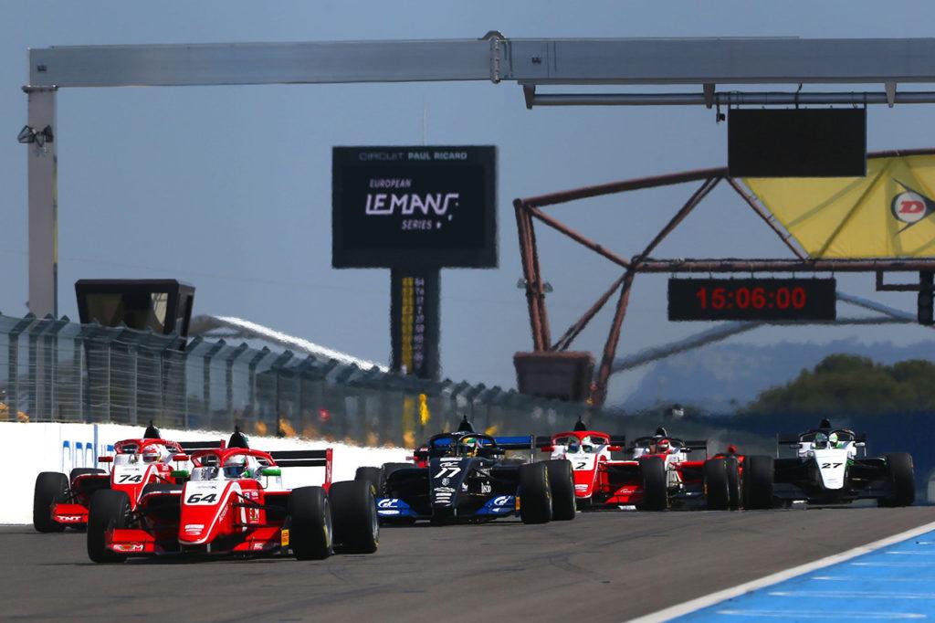 Formula Regional | Rinviata la gara di Le Castellet, si corre ad agosto