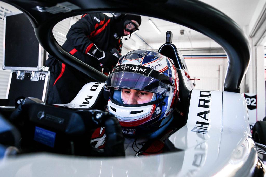 Formula Renault Eurocup | Test Valencia, Giorno 1: Martins il più veloce