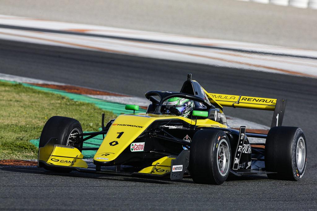 Formula Renault Eurocup | Annullati i test di Barcellona a causa del Coronavirus
