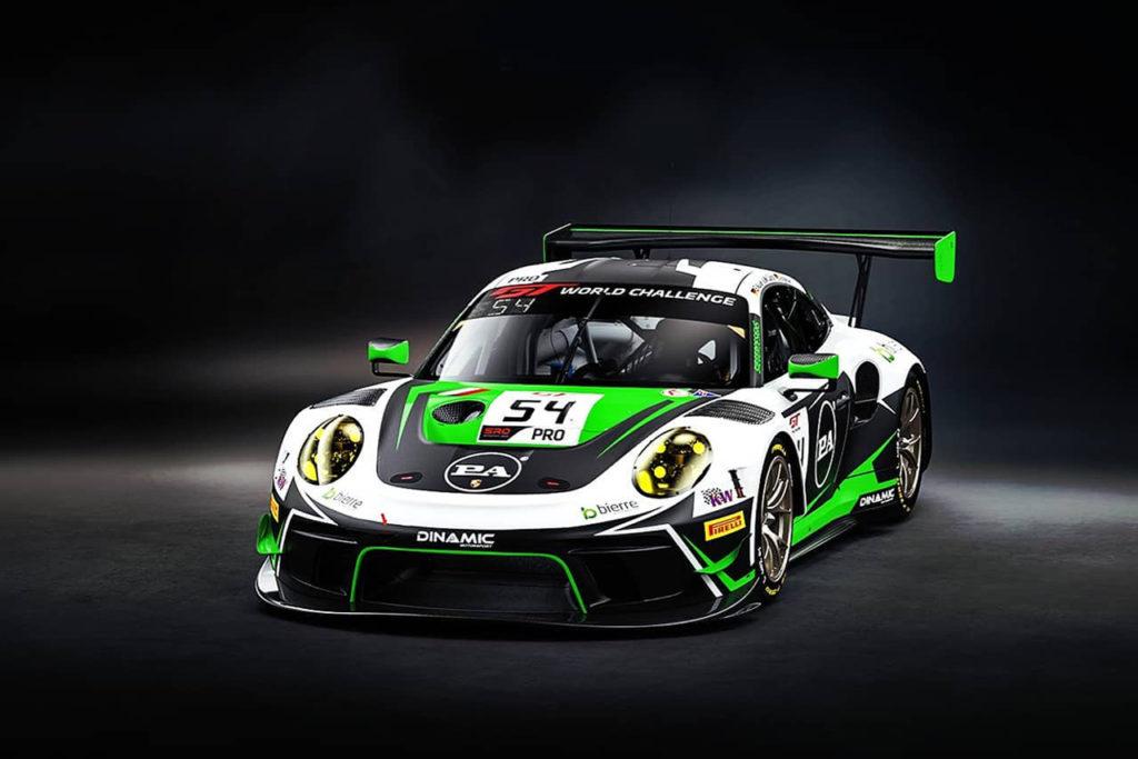 GT World Challenge | Dinamic Motorsport schiererà tre Porsche nell'Endurance Cup
