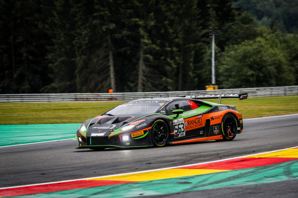 GT World Challenge | Lamborghini e Orange1 FFF Racing confermano Caldarelli, Mapelli e Lind