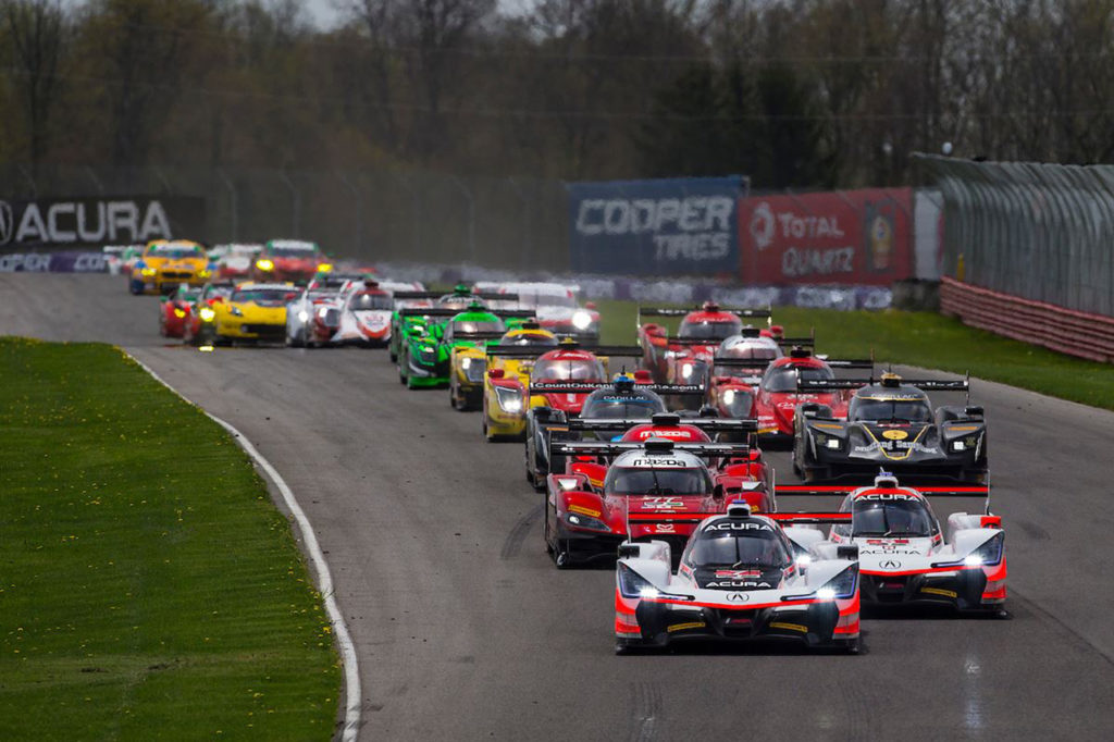 IMSA | Calendario rivisitato: cambio data per Mid-Ohio, Laguna Seca e Road Atlanta
