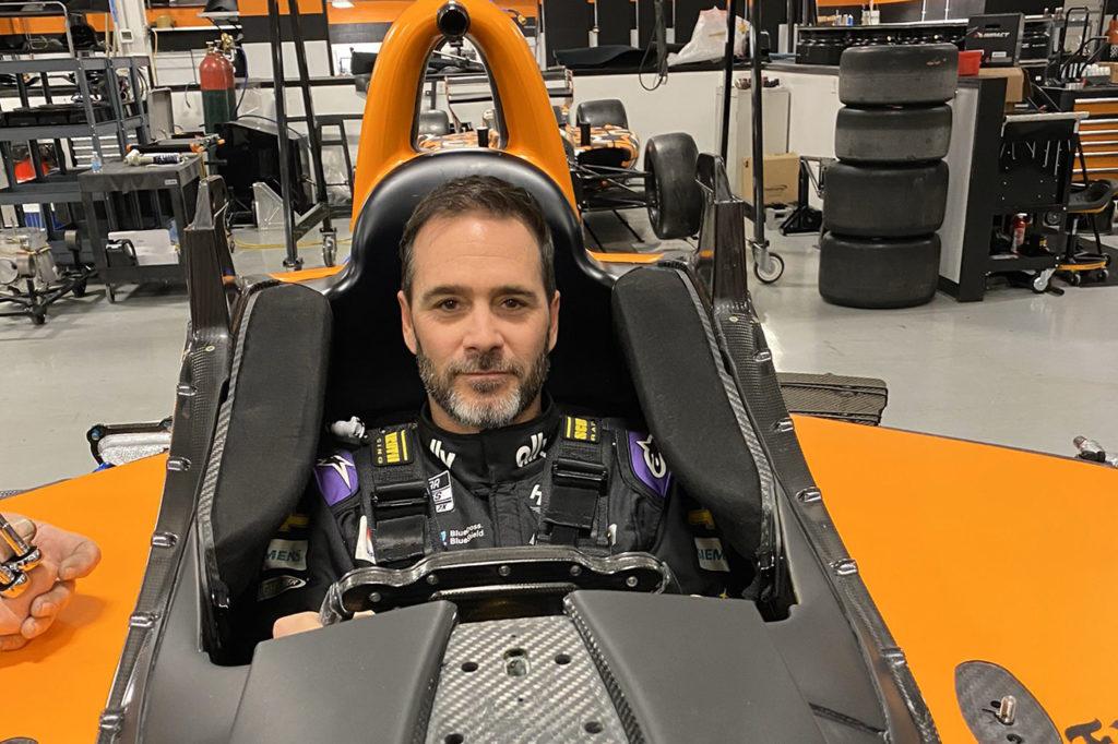 IndyCar | Johnson mira al doppio impegno con la NASCAR a Indianapolis
