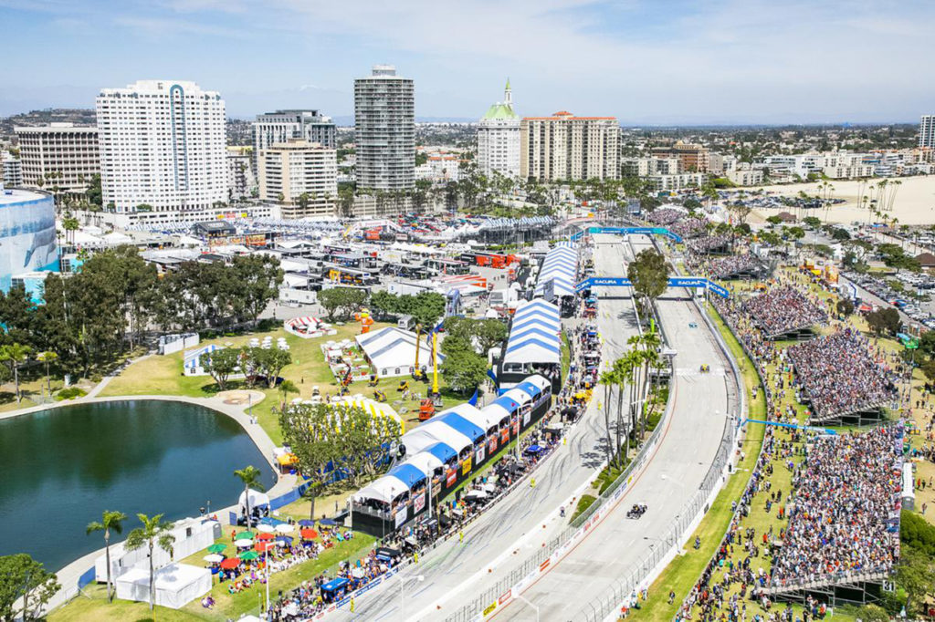 IndyCar | Cancellato ufficialmente il Gran Premio di Long Beach assieme all'IMSA