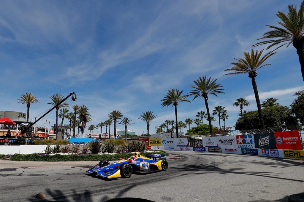 IndyCar | Long Beach pronta al recupero, possibile data a settembre con l'IMSA