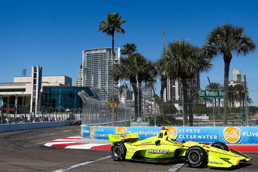 IndyCar | St. Petersburg diventa l'ultimo appuntamento stagionale