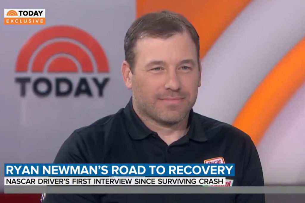 NASCAR | Trauma cranico per Newman dopo l'incidente di Daytona