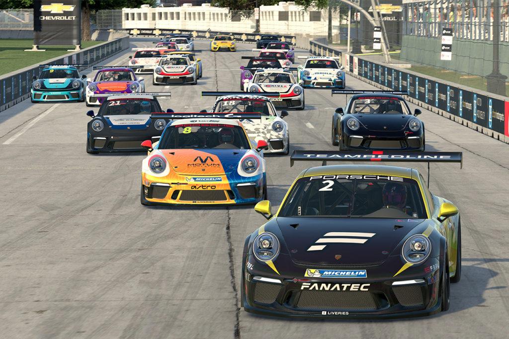 TAG Heuer diventa title sponsor della Porsche Esports Supercup 2020