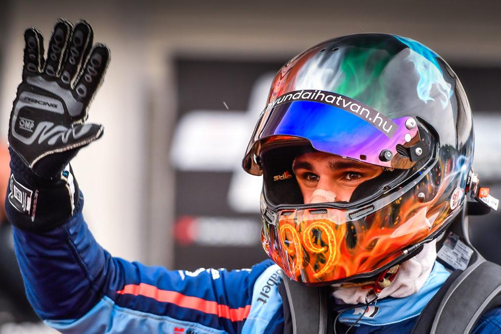 TCR Europe | BRC Racing Team accoglie Nagy su una delle due Hyundai per il 2020