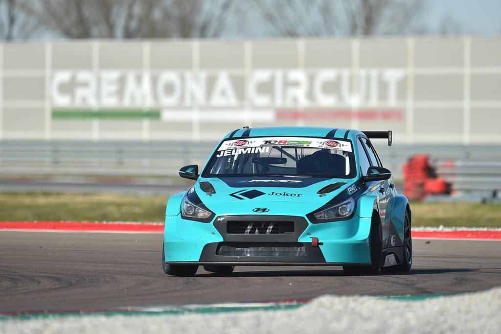TCR Italy | Jelmini approda nel tricolore con la Hyundai di PMA Motorsport