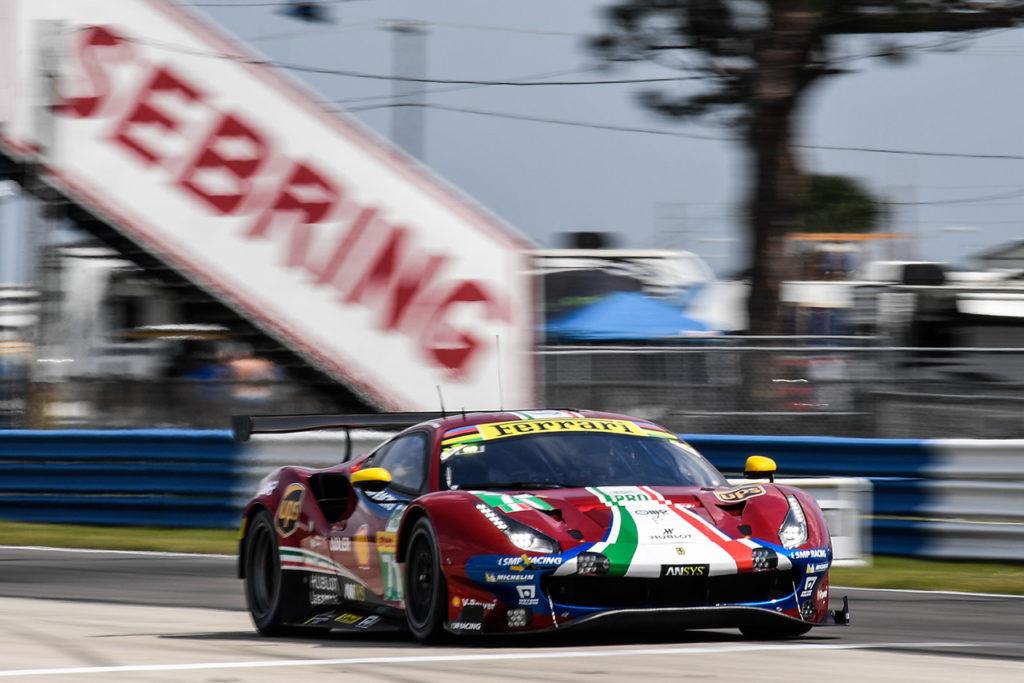 WEC | Sebring, Ferrari: nessuna interruzione del programma sportivo per il Coronavirus