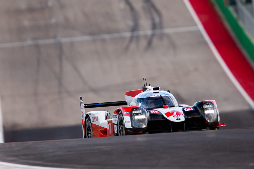 IMSA | Toyota spera nell'inclusione delle Le Mans Hypercar nel campionato