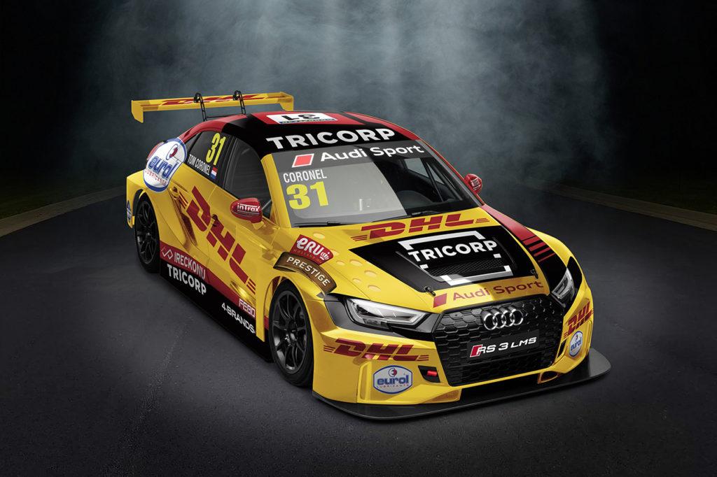 WTCR | Coronel e Comtoyou passano ad Audi, obiettivo 500 gare nel 2020