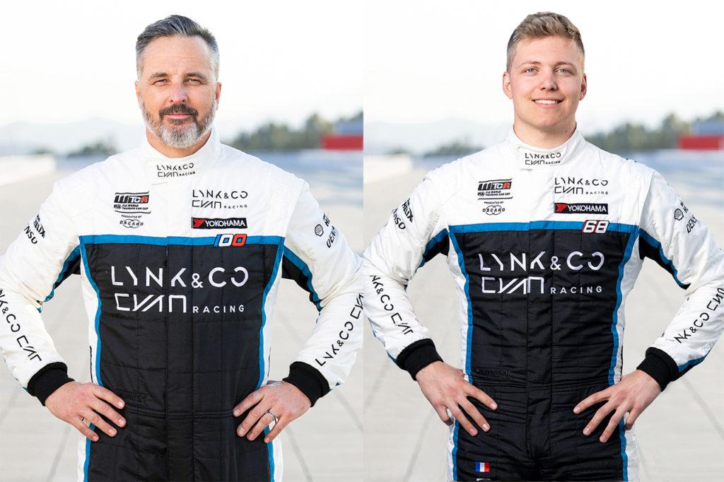 WTCR | Prima coppia per Lynk & Co e Cyan Racing: ecco Muller e Ehrlacher