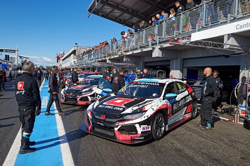 WTCR | Quattro Honda per ALL-INKL.COM Munnich Motorsport nel 2020