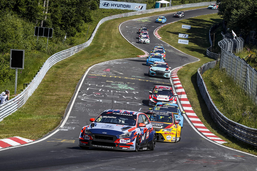 WTCR | Cancellata la gara al Nurburgring, impossibile il recupero