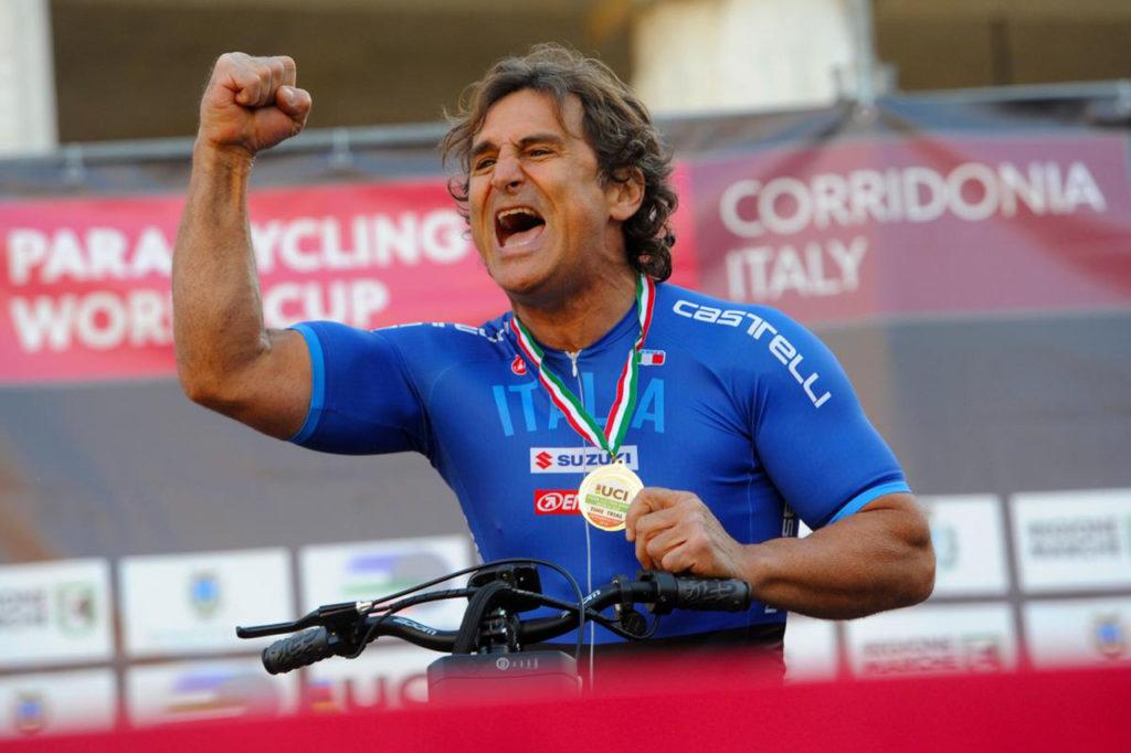 """Zanardi a Radio24: """"Le Olimpiadi? Notizia che mi taglia le gambe!"""""""