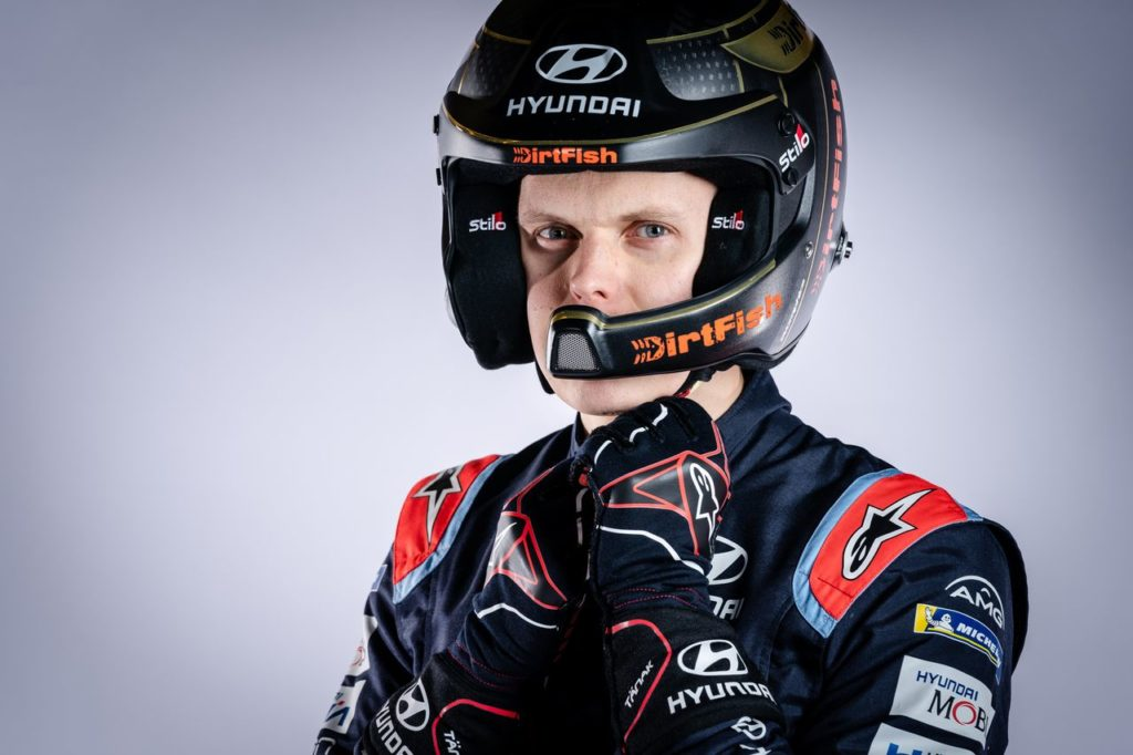 """WRC   Andrea Adamo e l'ingresso di Tanak in Hyundai: """"Siamo simili, ha la mia stessa voglia di vincere"""""""