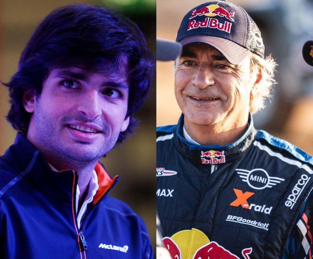 """Carlos Sainz Jr e i giri con una vettura rally assieme al padre: """"Inizio a dargli del filo da torcere"""""""