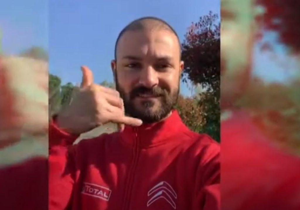 Il messaggio dei piloti Citroen C3 R5 da tutto il mondo per sostenere i fan [VIDEO]