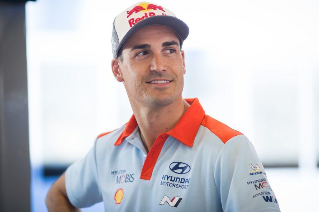 WRC | La quarantena di Dani Sordo: le faccende di casa e la scarsa passione per le corse virtuali