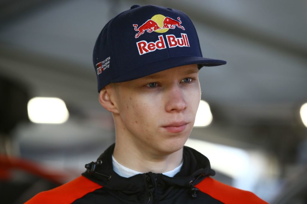 WRC | Toyota Gazoo Racing sorpresa dalla maturità di Kalle Rovanpera