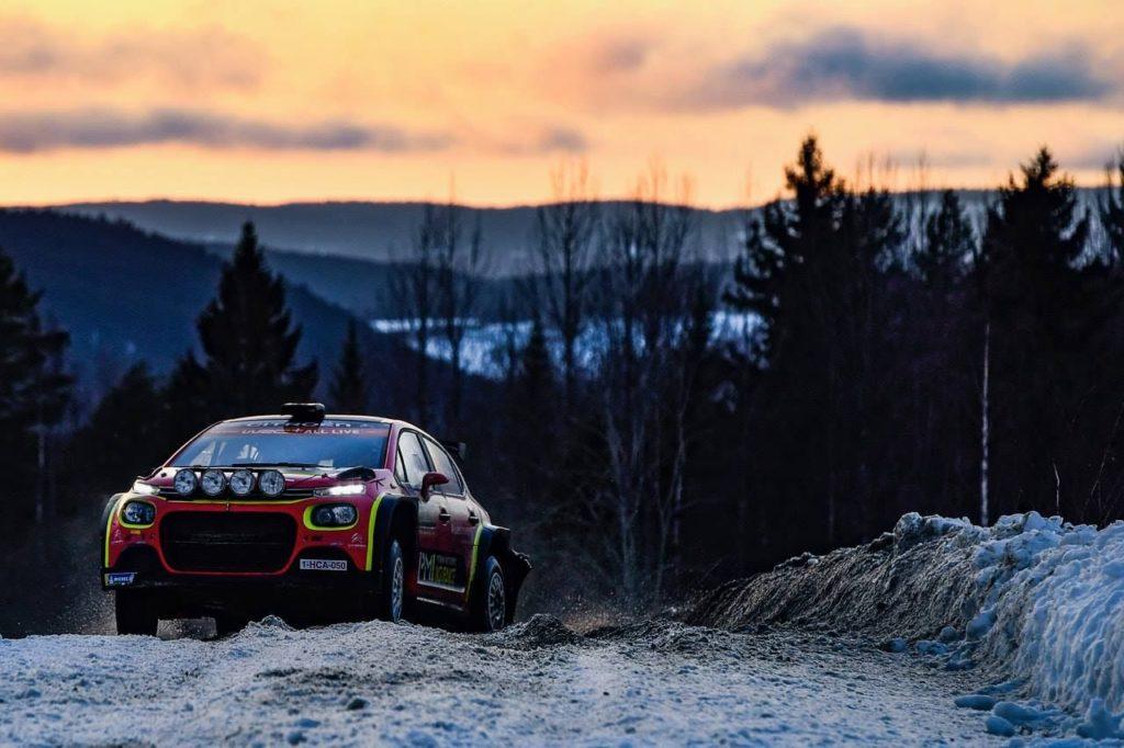 WRC | Ostberg e l'evoluzione aerodinamica, tra la sua Citroen C3 R5 e le vetture WRC 2022