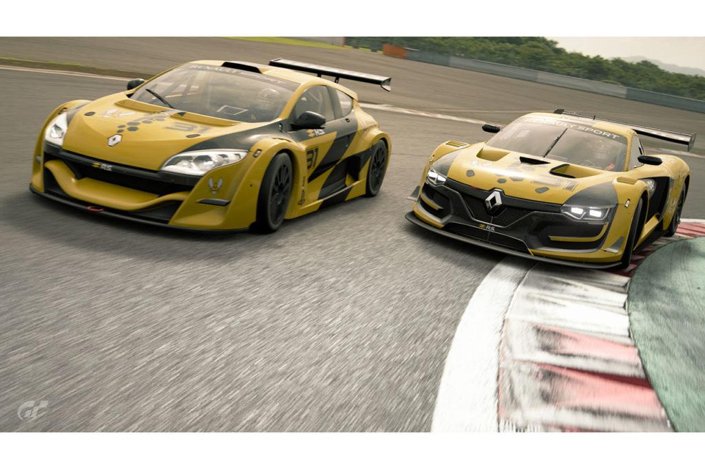 Renault Vitality GT Sport Show, una gara online con al via anche Ocon