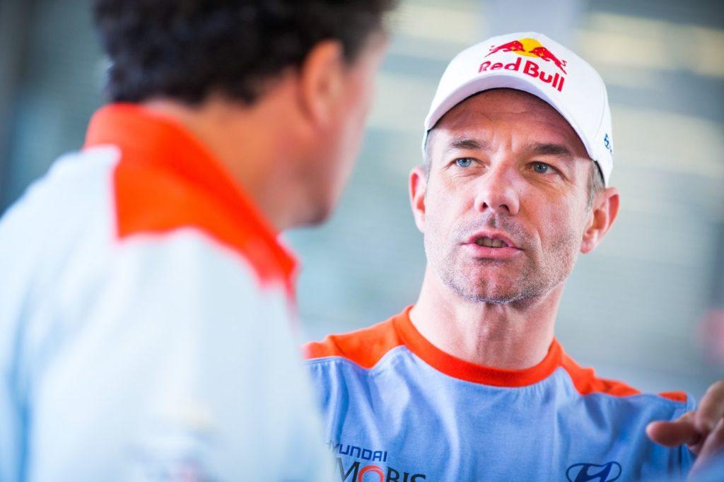 "Sebastien Loeb: ""Gronholm l'avversario più tosto. Mi piacerebbe tornare alla Dakar"""